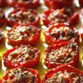 Marinated Oven-Dried Tomatoes