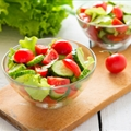 Marinated Tomato and Cucumber Salad