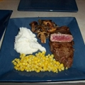 Marinated Venison Steak