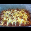 Meatball Sub Casserole