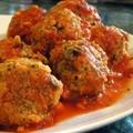 Meatballs and Marinara