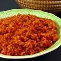 Meatless Spanish Rice