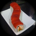 'Meaty Man' Sushi Roll