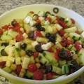 Mediterranean Salad