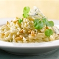 "Meryls ""Good-thing-I-know-Meyers"" Parmesan Orzo"
