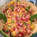 Mexican Corn & Red Kidney Bean Quinoa Salad