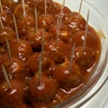 Mexican Meatballs