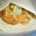 Mexican Potato Burrito