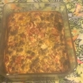 Mexican Quiche Casserole