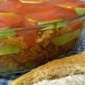Middle Eastern Zucchini Casserole