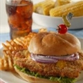 Midwestern Pork Tenderloin Sandwich