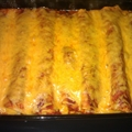 Mimi's Cheesy Beef Enchilada