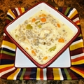Minnesota Creamy Wild Rice Soup