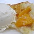 Miss Jean's Peach Cobbler