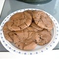 Mocha-scotch Truffle Cookies