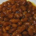 Molasses Barbecue Beans