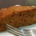 Mom's Applesauce Spice Cake