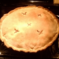 Mom's Chicken Pot Pie