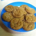 Moms Molasses Sugar Cookies