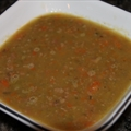 Moms Split Pea and Ham Soup