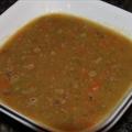 Moms Split Pea and Ham Soup