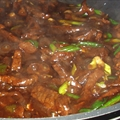 Mongolian Beef