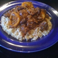 Moroccan Lamb Tagine with Lemon and Olives