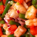 Muffi's Famouse Shrimpy Beanie Salad