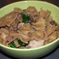Mushroom Marsala Bowties