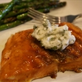 Mustard and Brown Sugar Salmon