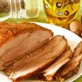 Mustard Baked Gammon Ham