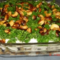 Najlah's Fatteh Shawarma Salad