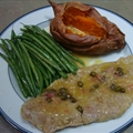 Nautico's Veal Piccata