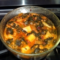 New Bedford Portuguese Kale Soup