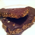 No Bake Jeff Bars, (Luna bar like)