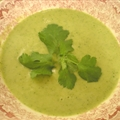 No-Cream Creamy Broccoli Soup