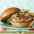 North Carolina-Style Pulled Pork Sandwiches