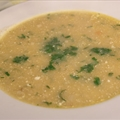 North Croatian beans soup