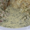 North Croatian Dill Sauce