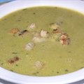 North Croatian Green Peas Soup