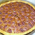 Not-Too-Gooey Pecan Pie
