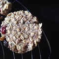 Nut Berry Breakfast Cookies