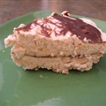 Nutter Butter Chocolate-Peanut Butter Pie