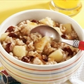 Oatmeal Fruit Porridge