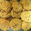 Oatmeal Peanut Butter Cookies