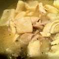 Old Fashion Chicken and Dumplings