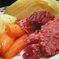 Old-Fashion Corned Beef and Cabbage