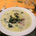 Olive Garden Style Zuppa Toscana