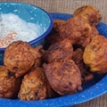Onion Bhajia