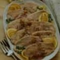 Orange-Glazed Turkey Cutlets